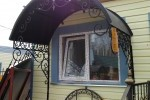 Козырёк 09