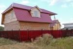 Забор кованый с поликарбонатом Рязанская область