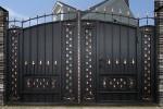 Кованые ворота 18