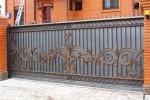Кованые ворота 27