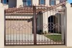 Кованые ворота 20