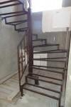 Каркас лестницы. Рязанская область, Агро-Пустынь