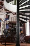 Винтовая лестница. Московская область, Ватутинки