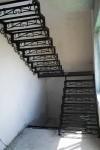 Кованая лестница, Рязань.