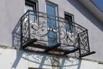Балкон кованый. Рязань
